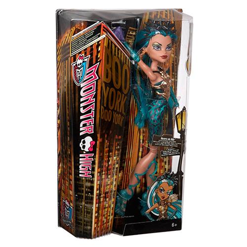 Нефера де Нил кукла Boo York City Schemes Nefera de Nile Doll