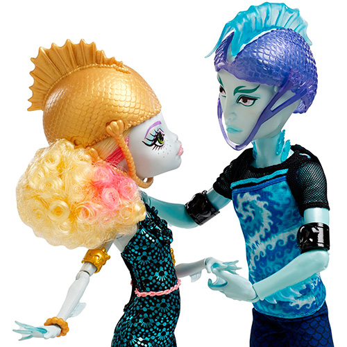 Гил Вэббер и Лагуна Блю куклы Lagoona Blue & Gillington Webber Dolls