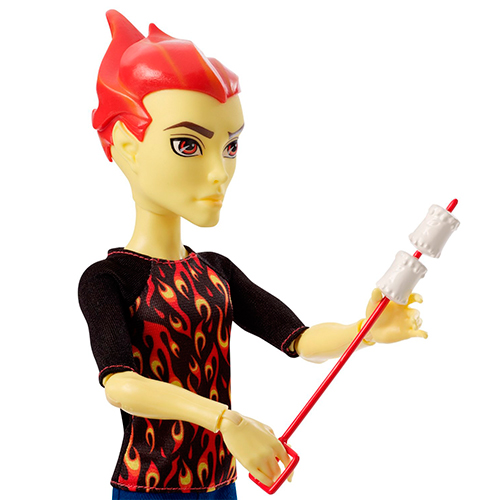 Хит Бёрнс кукла Ghoul Fair Heath Burns Doll