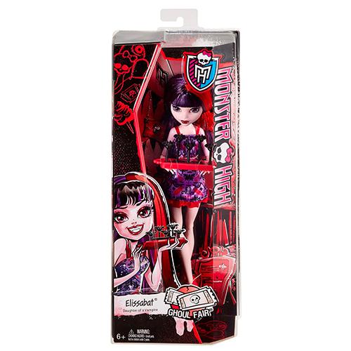 Элиссабэт кукла Ghoul Fair Elissabat Doll