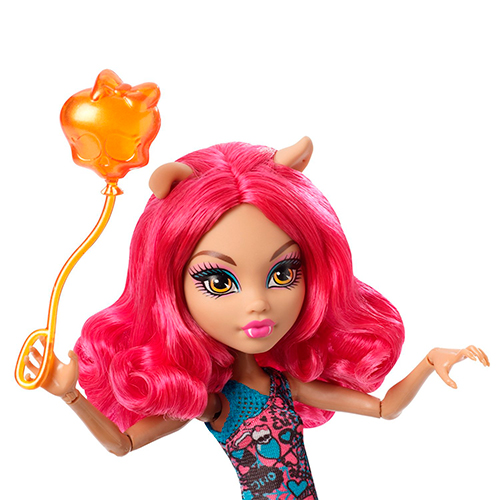 Хоулин Вульф кукла Ghoul Fair Howleen Wolf Doll