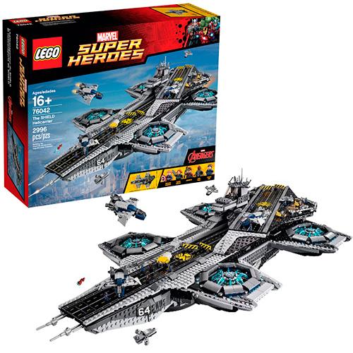 LEGO Super Heroes 76042 Marvel Геликарриер