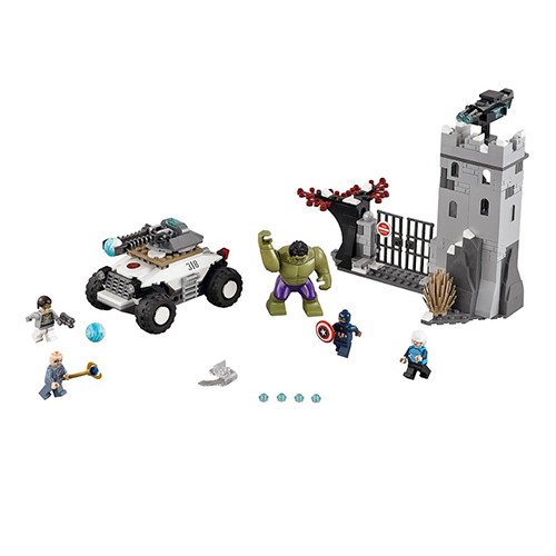 LEGO Super Heroes 76041 Marvel Эра Альтрона: Нападение на крепость Гидры
