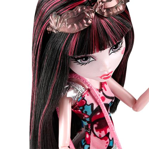 Дракулаура кукла Boo York Frightseers Draculaura Doll