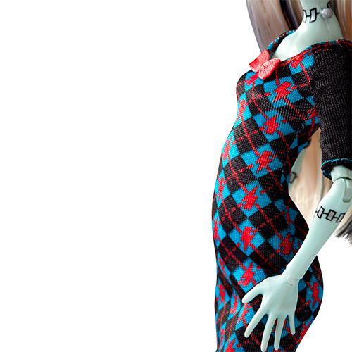 Френки Штейн кукла Geek Shriek Frankie Stein Doll