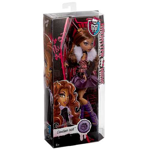 Клодин Вульф кукла Original Ghouls Collection Clawdeen Wolf Doll