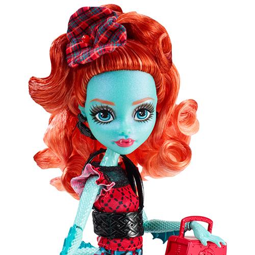 Лорна МакНесси кукла Monster Exchange Lorna McNessie Doll