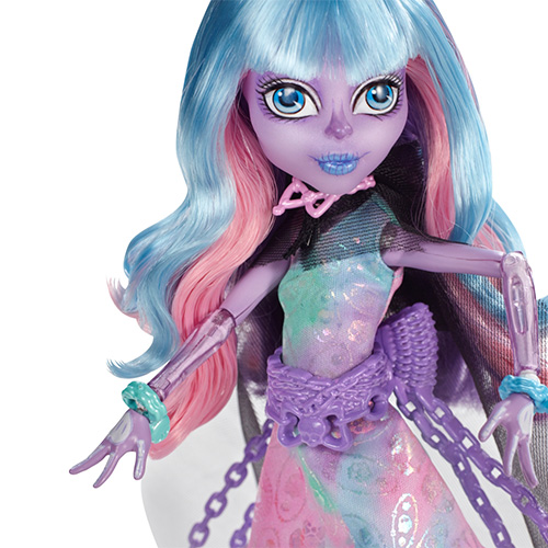 Ривер Стикс кукла Haunted Student Spirits River Styxx Doll