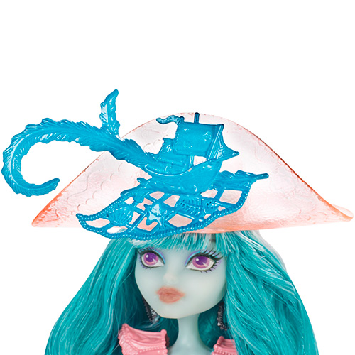 Вандала Дюблонс кукла Haunted Student Spirits Vandala Doubloons Doll