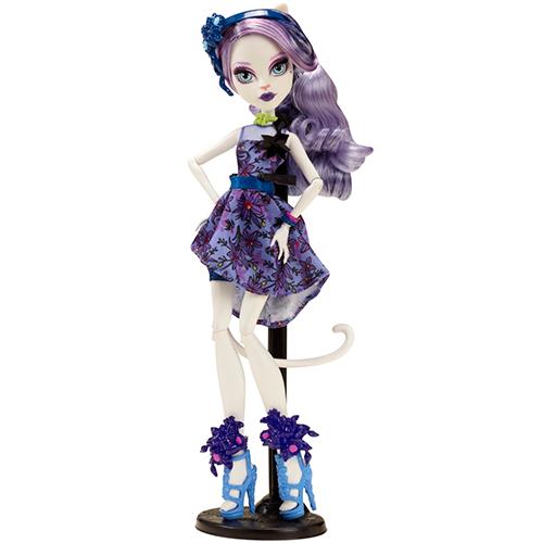 Катрин Де Мяу кукла Gloom and Bloom Catrine DeMew Doll
