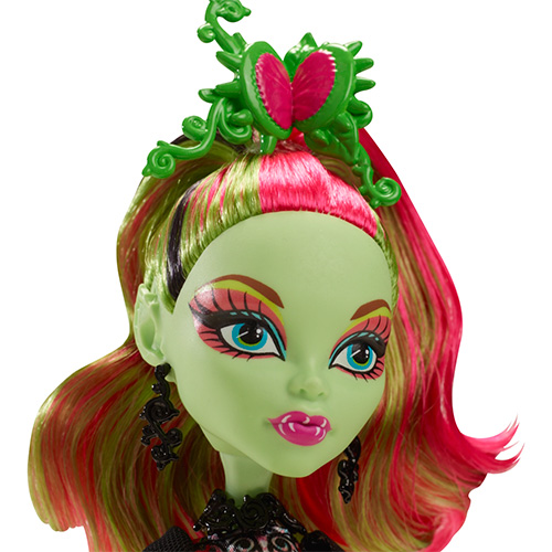Венера МакФлайТрап кукла Gloom and Bloom Venus Mcflytrap Doll