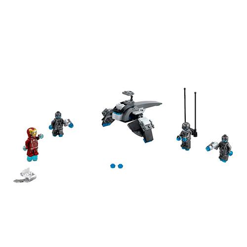 LEGO Super Heroes 76029 Marvel Эра Альтрона: Железный человек против Альтрона