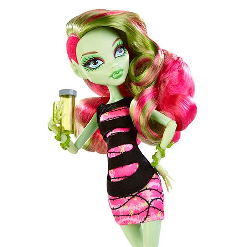 Венера МакФлайТрап кукла Coffin Bean Venus McFlytrap Doll
