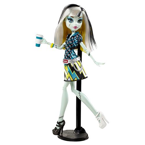 Френки Штейн кукла Coffin Bean Frankie Stein Doll