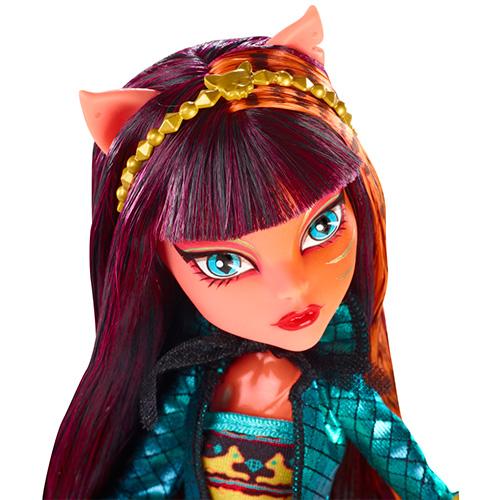 Клео Де Нил кукла Freaky Fusion Cleo de Nile Doll
