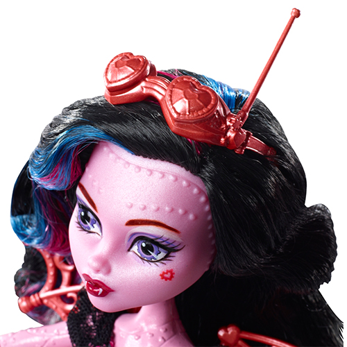 Дракубекка кукла Freaky Fusion Dracubecca Doll