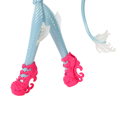 Лагунафаер кукла Freaky Fusion Lagoonafire Doll