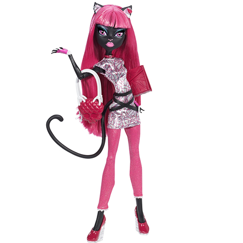 Кетти Нуар кукла Scare Mester Catty Noir Doll