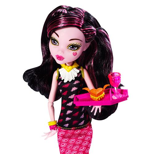 Дракулаура кукла Creepateria Draculaura Doll