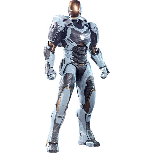 Iron Man Mark XXXIX – Starboost
