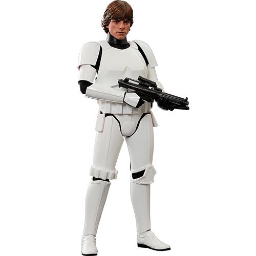 Luke Skywalker (Stormtrooper Disguise Version)