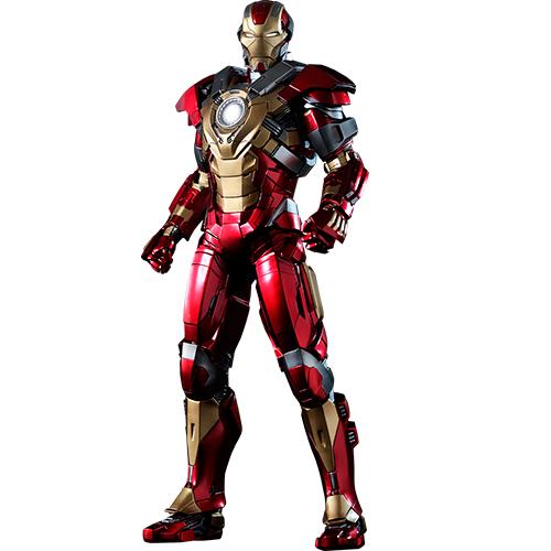 Iron Man Mark 17 Heartbreaker