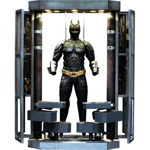 Batman Armory with Batman