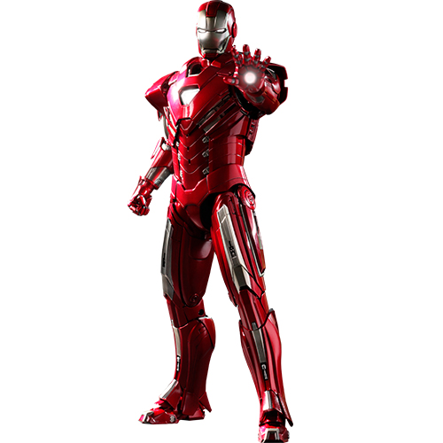 Iron Man – Silver Centurion – Mark 33