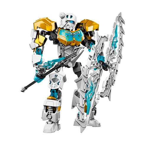 LEGO Bionicle 5004462 Комплект героев - Защитники Льда
