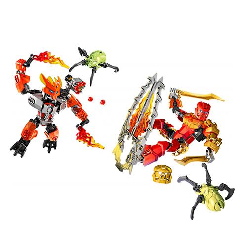 LEGO Bionicle 5004459 Комплект героев - Защитники Огня