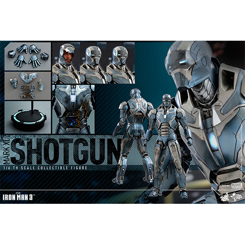 Iron Man Mark XL – Shotgun
