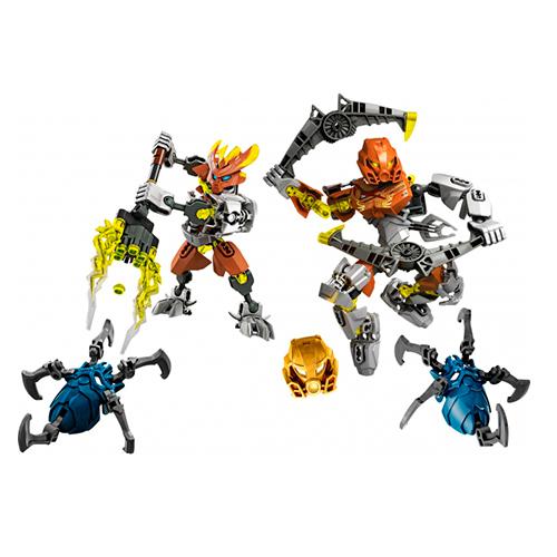 LEGO Bionicle 5004465 Комплект героев - Защитники Камня