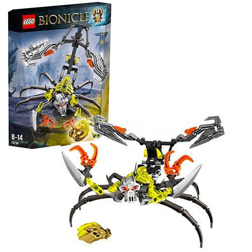 LEGO Bionicle 70794 Череп-Скорпион