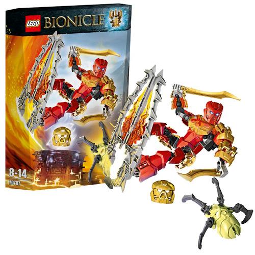 LEGO Bionicle 70787 Таху - Повелитель Огня