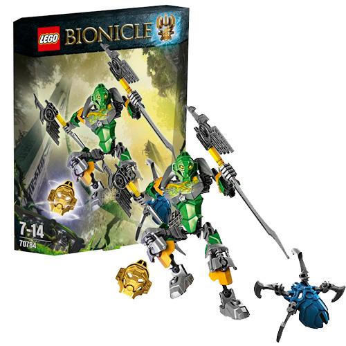 LEGO Bionicle 70784 Лева - Повелитель Джунглей