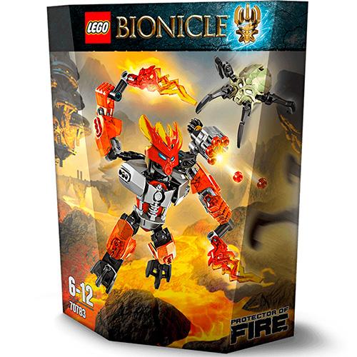 LEGO Bionicle 70783 Страж Огня
