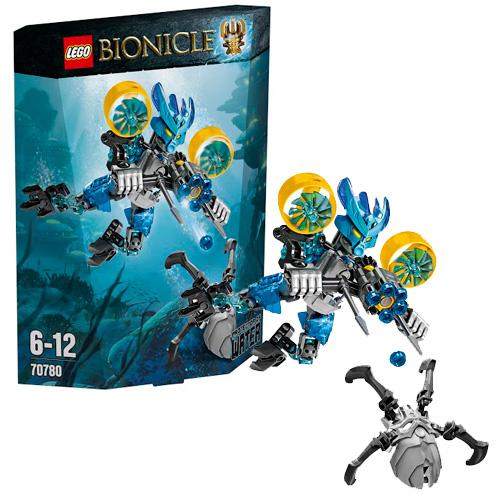 LEGO Bionicle 70780 Страж Воды