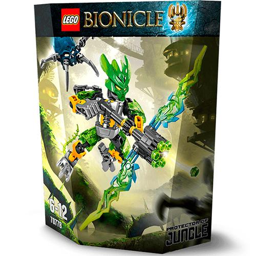 LEGO Bionicle 70778 Страж Джунглей