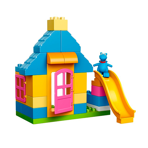 LEGO Duplo 10606 Больница доктора Плюшевой
