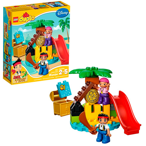 LEGO Duplo 10604 Остров сокровищ