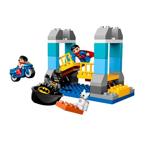 LEGO Duplo 10599 Приключение Бэтмена