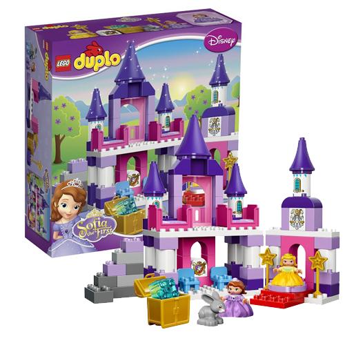 LEGO Duplo 10595 София Прекрасная: Королевский замок
