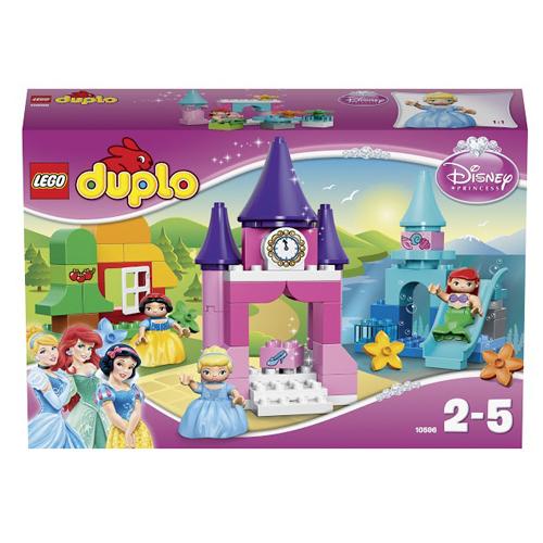 LEGO Duplo 10596 Коллекция Принцесса Диснея