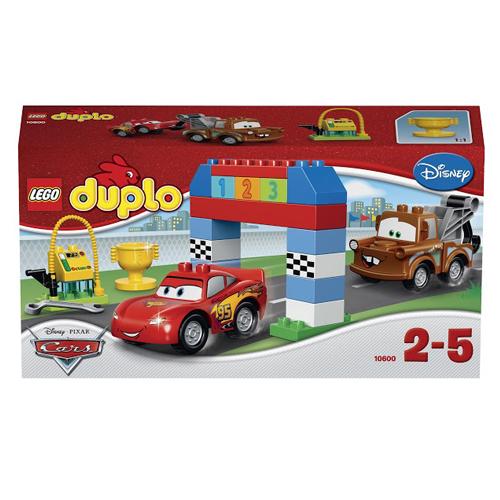 LEGO Duplo 10600 Гонки на Тачках