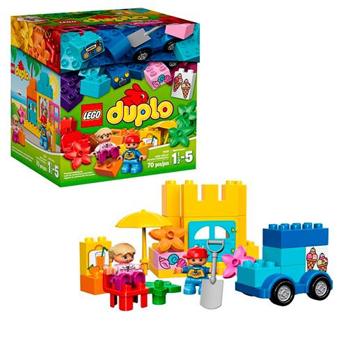 LEGO Duplo 10618 Весёлые каникулы