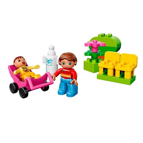 LEGO Duplo 10585 Мама и малыш