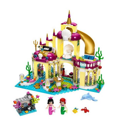 LEGO 41063 Disney Princess Подводный дворец Ариэль