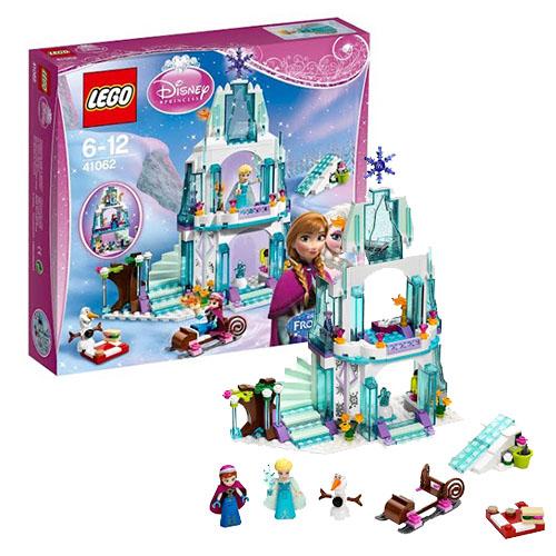 LEGO 41062 Disney Princess Ледяной замок Эльзы