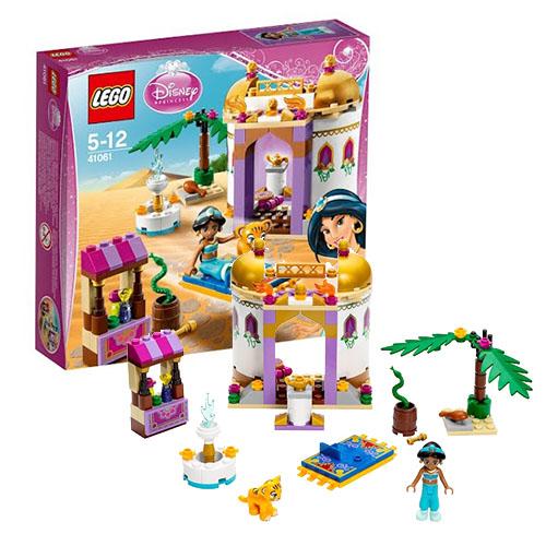 LEGO 41061 Disney Princess Экзотический дворец Жасмин