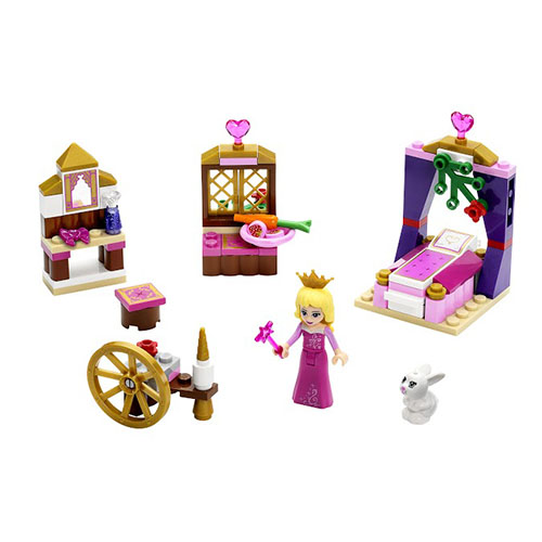 LEGO 41060 Disney Princess Спальня Спящей Красавицы